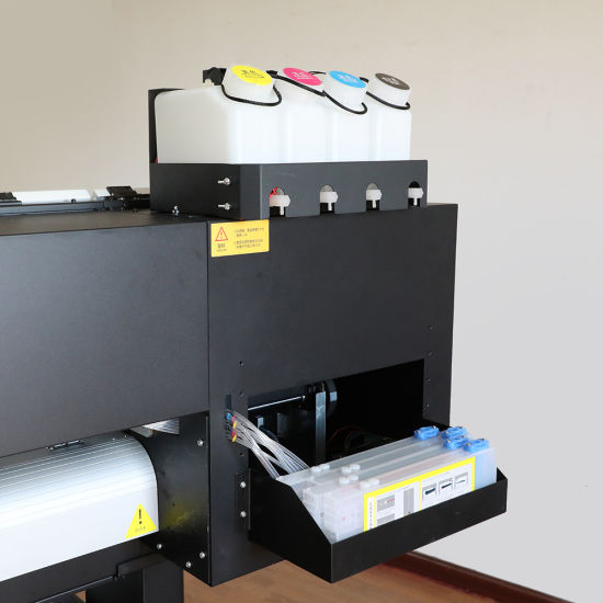 Large Format Roll to Roll Sublimation Printer with Infrared Fan
