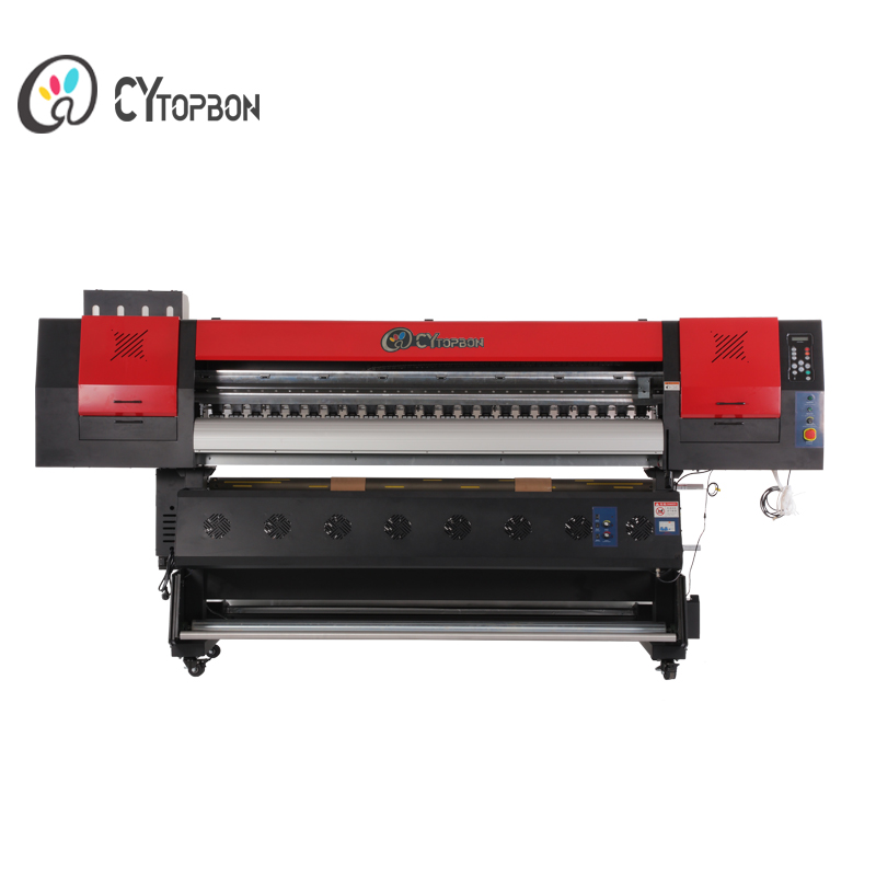 CYTOPBON High speed 4 head sublimation paper printer