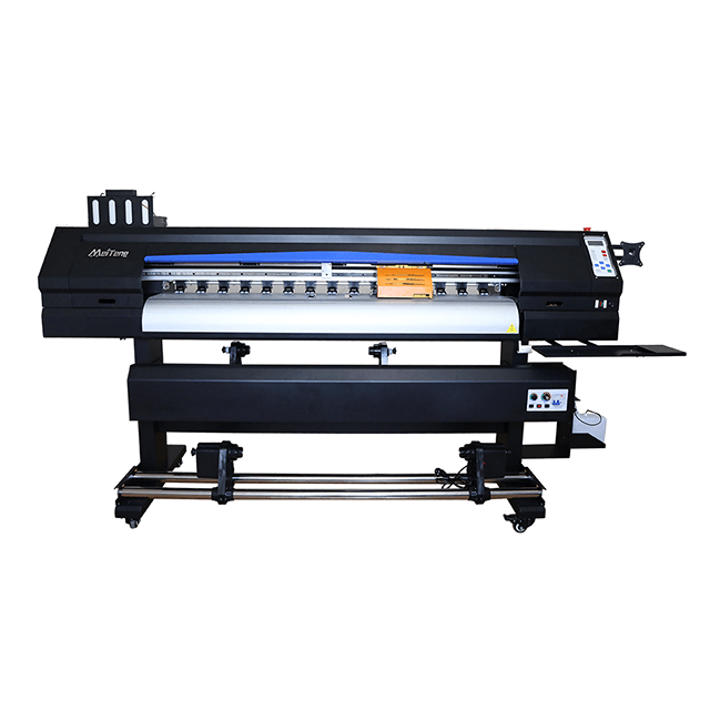 china manufacturer hot sell 2head Eco Solvent Printer with XP600 printhead