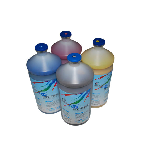 High Quality Dye Sublimation Ink for Digital Textile Printing