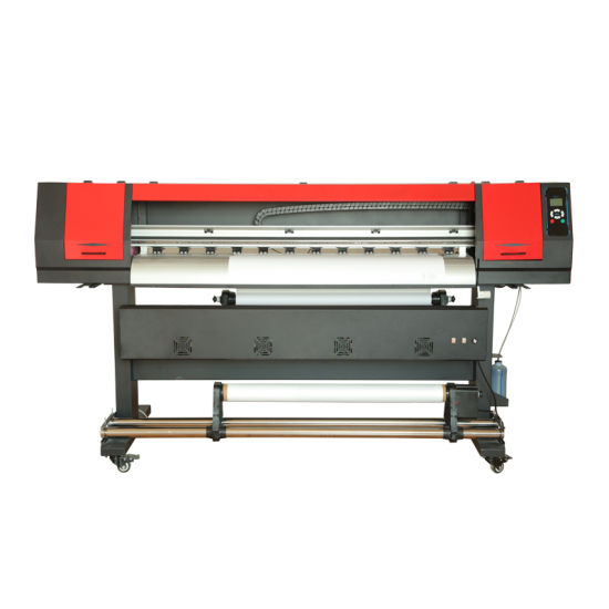 Automatic High Stability Large Format Digital Inkjet Eco Solvent Printer