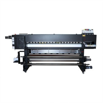 Sublimation Digital Printer for Clothes Industry 1.8m with Low Price