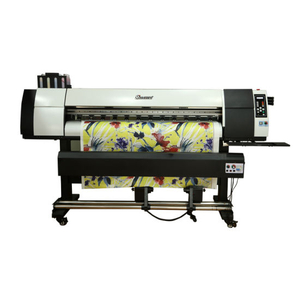 Easy Operation Dye Sublimation Inkjet Printer with 4720 Head