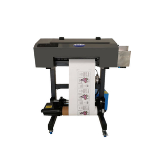 Small Size Label Digital Printer Roll to Roll